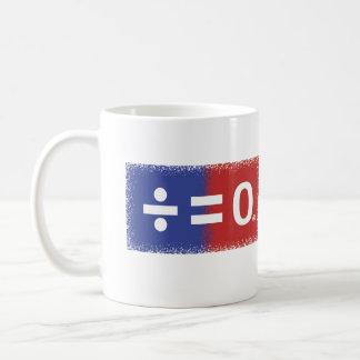 American Unity 11oz. White Mug