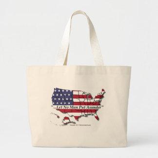 American Unity Large Tote Bag