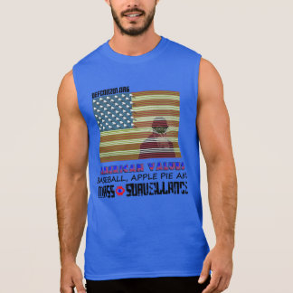 American Values - DEFCON 201 Independence Day Sleeveless Shirt
