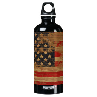 American Vintage Flag Liberty Bottle