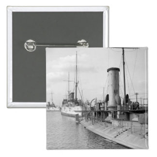 American Warships in Philly 1910 Buttons