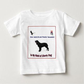 American Water Spaniel Baby T-Shirt