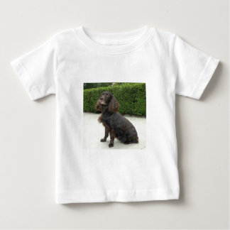 American Water Spaniel Dog Baby T-Shirt