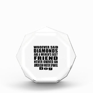 AMERICAN WATER SPANIEL DOG BEST FRIEND DESIGNS