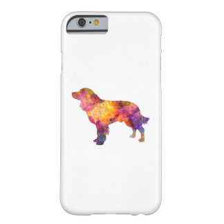 American Water Spaniel in watercolor Barely There iPhone 6 Case