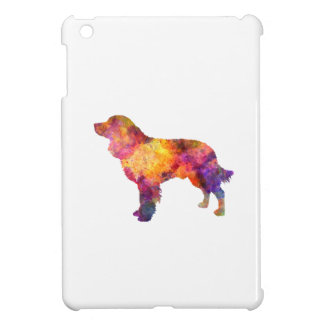 American Water Spaniel in watercolor iPad Mini Cover