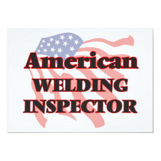 "American Welding Inspector 5"" X 7"" Invitation Card"