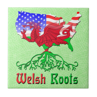 American Welsh Roots Tile