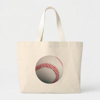 American White Single Baseball Bags