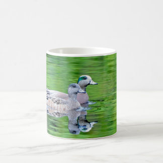 American Widgeon Ceramic Mug