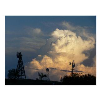 American Wind Power Postcard