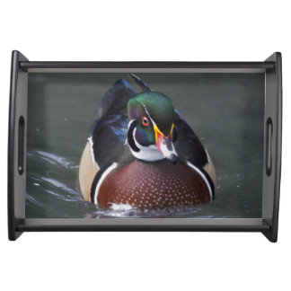 American Wood Duck Tray