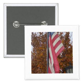 Americana 4th of July Memorial Day Patriotism USA Pins