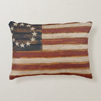"""Americana"" ACCENT PILLOW"