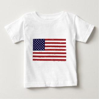 Americana American Flag Infant T-shirt