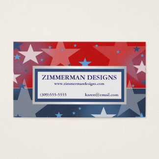 Americana Business Cards