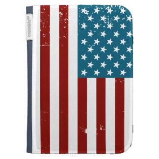 Americana Kindle Keyboard Covers