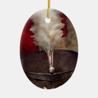 Americana - Celebrating the Marching band Ceramic Ornament