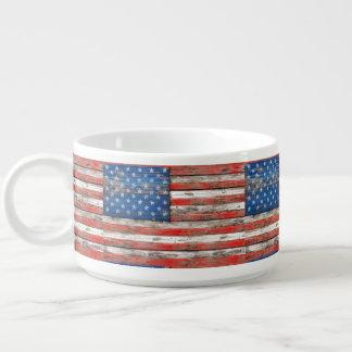 Americana Flag Chili Bowl