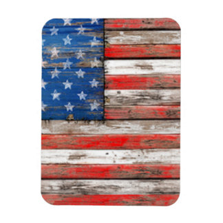 Americana Flag Magnet