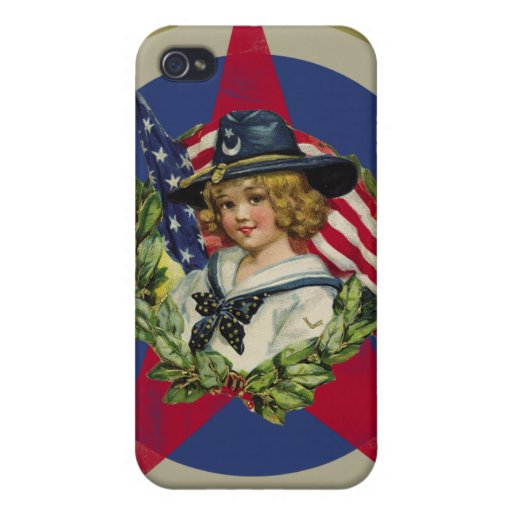 Americana Covers For iPhone 4