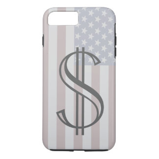 Americana iPhone Case Gifts USA Patriotic Money 4