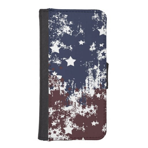 Americana Phone Wallet Cases