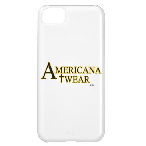 AMERICANA WEAR FROM JTK AMERICANA INC iPhone 5C CASE