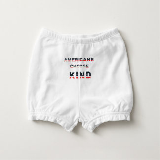 Americans choose kind diaper cover