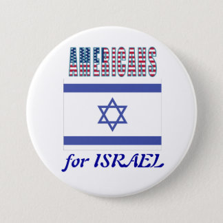 Americans for Israel Button