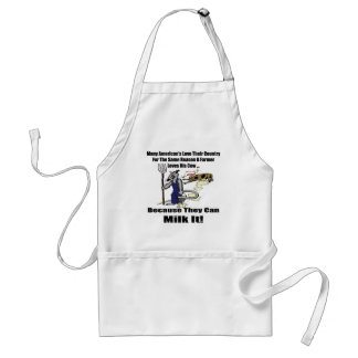 Americans Love Their Country T-shirts Gifts Standard Apron