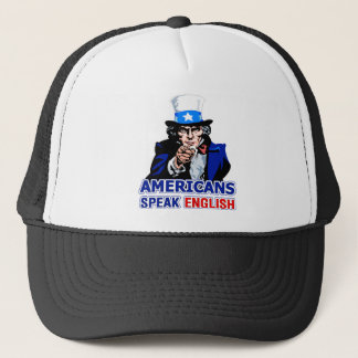 Americans Speak English Hat / Cap