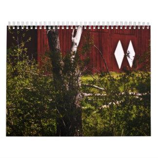 America's Barns 2009 calendar