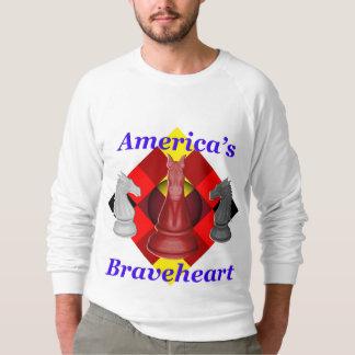 America's Braveheart - Cobalt Sweatshirt