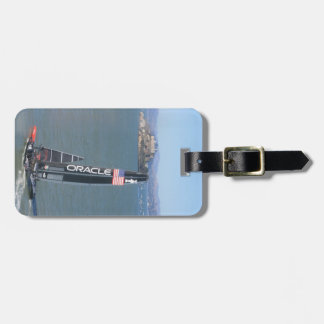 America's Cup Winner Luggage Tag