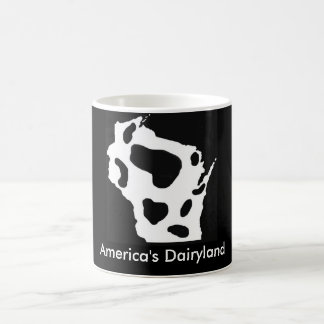 America's Dairyland Coffee Mug