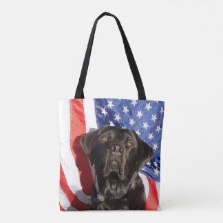 America's Favorite Dog: The Labrador Retriever Tote Bag