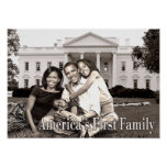 America's First Family Poster