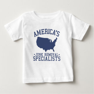 Americas Junk Removal Specialists Baby T-Shirt