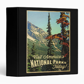 America's National Parks Binder