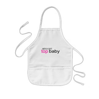 Americas Next Top Baby Kids Apron