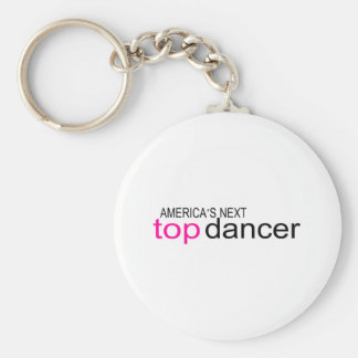 Americas Next Top Dancer Keychain
