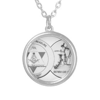americastreasure silver plated necklace