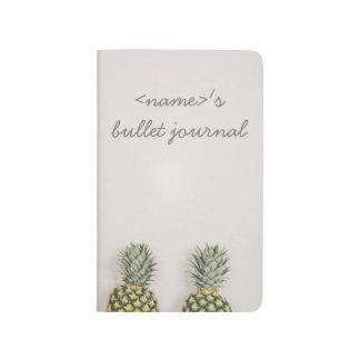 ames & pauper Pineapple Express Bullet Journal