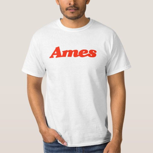 Ames Value T-Shirt