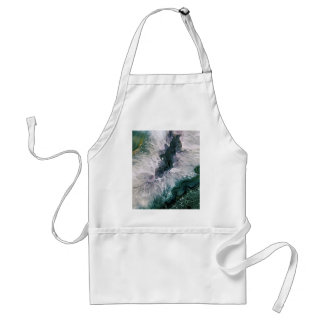 Amethyst Abstract Standard Apron