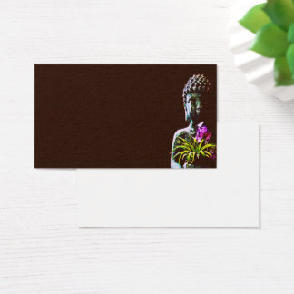 Amethyst Buddha Intention Cards for Affirmations