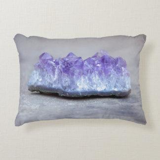 Amethyst comfort accent pillow
