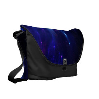 Amethyst Dreams Commuter Bag