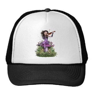 Amethyst Fairy ~ Sweet Melody Trucker Hat